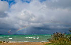 Torch Lake Township rainbow
